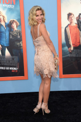 """Elsa Pataky - """"Vacation"""" Premiere in Westwood 7/27/15"""