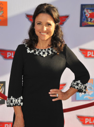 "Julia Louis-Dreyfus - ""Planes"" Los Angeles premiere (Aug. 5)"