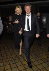 Sean Penn - Charlize Theron and Sean Penn - seen leaving Royal Festival Hall. London - February 16, 2015 (153xHQ) WhsthmYJ