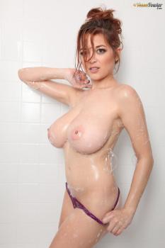Tessa Fowler - Beige Shower Cami - Set 2