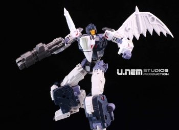 [FansProject] Produit Tiers - Jouet Saurus Ryu-oh aka Dinoking (Victory) | Monstructor (USA) XMLaYaDl