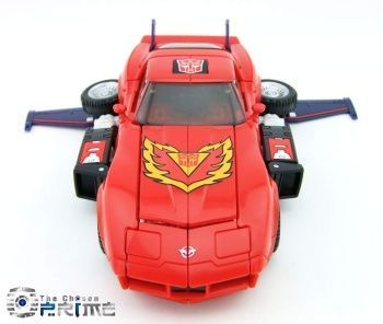[Masterpiece] MP-25L LoudPedal (Rouge) + MP-26 Road Rage (Noir) ― aka Tracks/Le Sillage Diaclone - Page 2 P54mYhGe