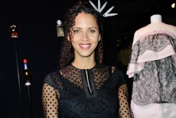 Noemie Lenoir - Paris Fashion Week SS 2016: Rochas 90th Anniversary Cocktail in Paris - 09/30/15
