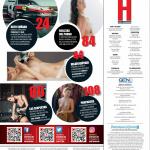 Africa Zavala Revista H Enero 2017 | the4um.com.mx