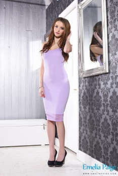 set011 Classy Lavender Dress 02.06.15