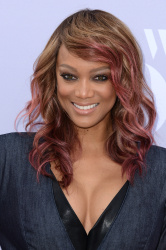 Tyra Banks - The Hollywood Reporter's 24th Annual Women In Entertainment Breakfast @ Milk Studios in Los Angeles - 12/09/15