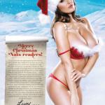 Gatas QB - The Nuts Especial Natal 2013 | Nuts Magazine