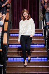Sofia Coppola - The Late Late Show with James Corden: June 12th 2017