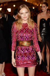 Kate Bosworth - 2013 Met Gala in NYC 5/6/13