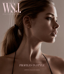 Doutzen Kroes - WSJ Magazine Photoshoot March 2015