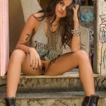 Gatas QB - Mylah Rocha Revista Sexy Março 2016