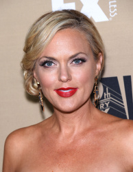 Elaine Hendrix - American Horror Story: Hotel Premiere Screening @ Regal Cinemas L.A. Live in Los Angeles - 10/03/15
