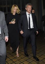 Sean Penn - Charlize Theron and Sean Penn - seen leaving Royal Festival Hall. London - February 16, 2015 (153xHQ) QXuqAxJi
