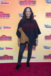 Garcelle Beauvais - The Lion Guard: Return Of The Roar Premiere @ Walt Disney Studios in Burbank - 11/14/15