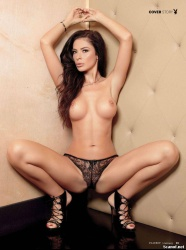 ungureanu roxana in lingerie