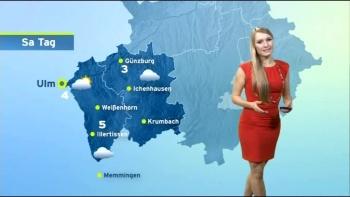 Anna Gröbel -Augsburg TV -Allemagne AbpBH2nU