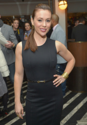 Alyssa Milano - Vanity Fair Campaign Hollywood 2013 in West Hollywood 2/21/13