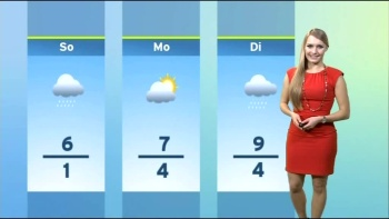 Anna Gröbel -Augsburg TV -Allemagne AcyjKEtb