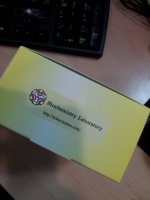 [Biochemistry Laboratory] - Acquarius' appendix