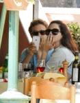 Lana Del Rey On holiday with boyfriend Francesco Carrozzini in Portofino August 10-2015 x38