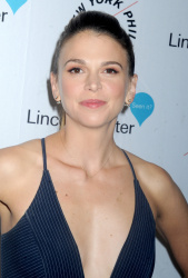 Sutton Foster - Sinatra Voice for A Century Event @ Lincoln Center's David Geffen Hall in NYC - 12/03/15