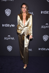 Louise Roe - 2016 InStyle & Warner Bros. 73rd Annual Golden Globe Awards Post-Party @ the Beverly Hilton Hotel in Beverly Hills - 01/10/16