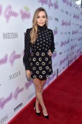Elizabeth Olsen - Ingrid Goes West Premiere Hollywood Jul.27.2017