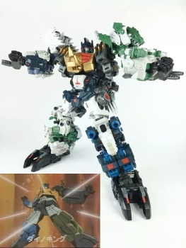 [FansProject] Produit Tiers - Jouet Saurus Ryu-oh aka Dinoking (Victory) | Monstructor (USA) - Page 2 ICQtyqIN