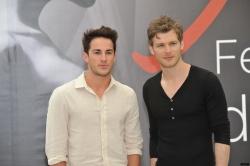 Joseph Morgan and Michael Trevino - 52nd Monte Carlo TV Festival / The Vampire Diaries Press, 12.06.2012 - 34xHQ QmEGTJVf