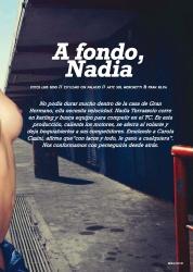 FOTOS: Nadia Terazzolo Revista Playboy Argentina Agosto 2015 3