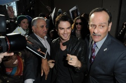 Ian Somerhalder - Arriving at Live with Kelly and Michael in NYC (March 13, 2013) - 18xHQ P4wxLsE2