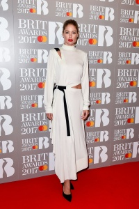Doutzen Kroes - The Brit Awards, At O2 Arena, London - February 22nd 2017