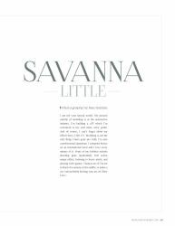 Savanna Little 1