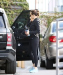 Jennifer Garner - going to the gym in LA 11/13/16