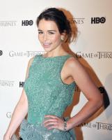 Эмилия Кларк, фото 66. Emilia Clarke 'Game of Thrones' DVD Premiere in London - February 29, 2012, foto 66