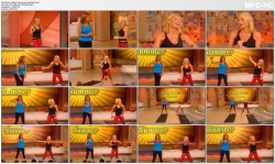 Katie Couric - Tracy Anderson Fitness -- Jan.10.2017
