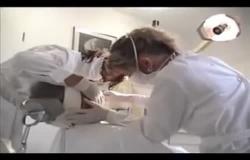 Dentist femdom