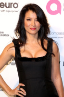 Kelly Hu - 24th Annual Elton John AIDS Foundation's Oscar Viewing Party in West Hollywood (2/28/16)