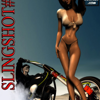 Adventures of Slingshot 32-34