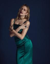 Pixie Lott - Alexander Jordan Photoshoot 2015 for Notion Magazine