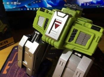 [Toyworld] Produit Tiers - Jouet TW-C Constructor aka Devastator/Dévastateur (Version vert G1 et jaune G2) - Page 6 SPrpUTpI