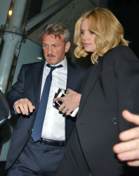 Sean Penn - Charlize Theron and Sean Penn - seen leaving Royal Festival Hall. London - February 16, 2015 (153xHQ) ZIsUixyJ
