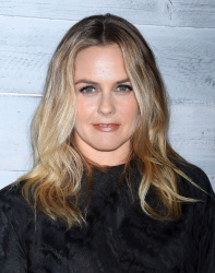 Alicia Silverstone - VIP Sneak Peek of go90 Social Entertainment Platform @ Wallis Annenberg Center for the Performing Arts in Los Angeles - 09/24/15