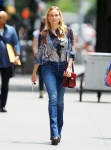 Diane Kruger Out for a walk in New York June 8-2015 x20