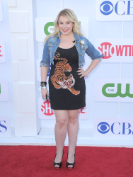 Кирстен Вангснесс, фото 2. Kirsten Vangsness - CW, CBS and Showtime Summer TCA Party in LA, July 29, foto 2