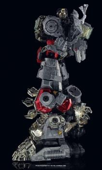 [GCreation] Produit Tiers - Jouet ShuraKing - aka Combiner Dinobots - Page 3 ErAzSXuz