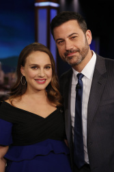 Natalie Portman - Jimmy Kimmel Live: January 30th 2017