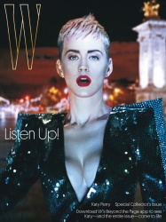 Katy Perry - W Magazine September 2017