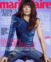 Jessica Biel -               Marie Claire Magazine August 2017 Txema Yeste Photos.