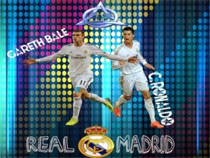 Download Gareth Bale And Cristiano Ronaldo Start Screen By Muhammad Yudi